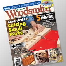 Australian Woodworking Magazine Subscription by Australian Woodsmith Paragon Media Pty Ltd