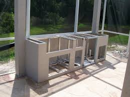 how to build an outdoor kitchen island chic frames for outdoor kitchens with steel stud for kitchen