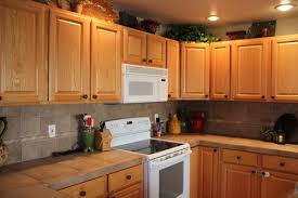 kitchen oak cabinets color ideas wood drawers loveseat floors lowest cabinets and lowes color oak