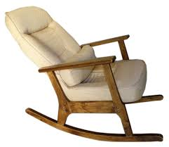 rocking recliner garden chair wooden rocking chair for elderly people japanese style chair