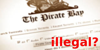 is downloading torrent legal or illegal and how safe is it mte