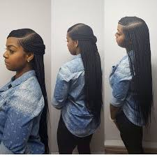 nubian hair long single plaits with shaved hair on sides the 25 best african hair braiding ideas on pinterest african