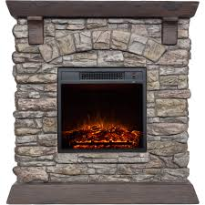 cheap electric fireplace with mantel binhminh decoration