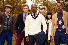 preppy clothing simmons joseph abboud relaunch argyleculture clothing