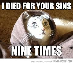 Kitty Cat Memes - kitty jesus the meta picture