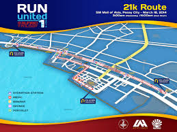Map Running Route by Race Routes U2013 Pinoyrunner Net