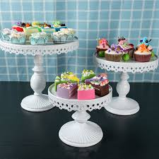 wedding cake plates 20cm 25cm 30cm wedding cake stand iron cake stand dessert