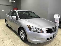 siege honda used 2010 honda accord sedan lx mag cruise siege électrique