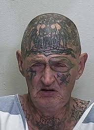 21 mugshot tattoos that will you the heck out especially 11