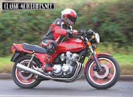 honda cb900f road test classic motorbikes