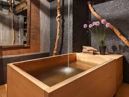 wooden bathtubs the wonders of japanese wood bathtubs