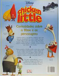 galinho chicken em portugues brasil disney