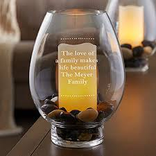 Hurricane Candle Holders Engraved Hurricane Candle Holders Add Any Text