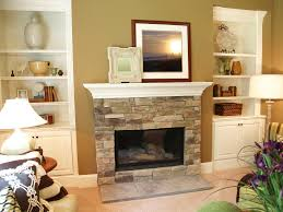 Home Stones Decoration Decorative Stone Fireplace Home Design
