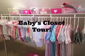 18 u0026 pregnant my baby u0027s closet tour u0026 organization youtube