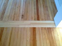 sopo cottage gorgeous hardwood floors flush threshold flooring