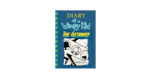 cover of new diary of a wimpy kid book revealed by jeff kinney to