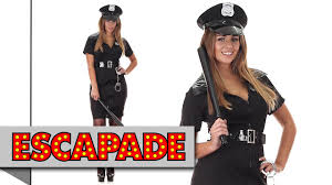 cop halloween costume police officer costume fancy dress costume ideas youtube