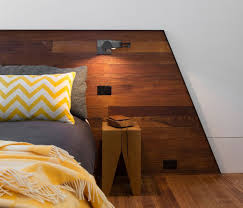 Headboards With Built In Lights House With Many Built In Ideas