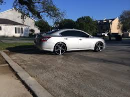 nissan maxima on 22 inch rims rims on their 7th gen max mega thread page 70 maxima forums