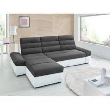 canapé d angle convertible gris anthracite sofa canapé d angle convertible bimbo gris anthracite
