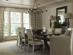 Black And Cream Dining Room - black wooden dining table white wooden dining chair with cream