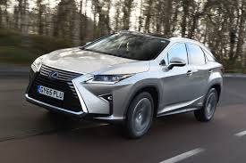 lexus sport uk lexus rx 450h 2016 review auto express