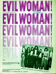 the electric light orchestra evil woman featuring the electric light orchestra only 11 00