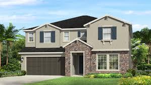 European Homes Augustine Ii Floor Plan In Estancia At Wiregrass Cortona