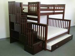 Uffizi Bunk Bed Great Bunk Bed With Stairs And Trundle Ideas One Thousand Designs
