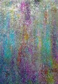 diy wall art u2013 textured mixed media tissue paper canvases and
