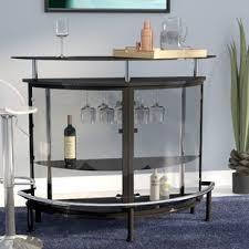 Wine Bar Table Bars Bar Sets You Ll Wayfair
