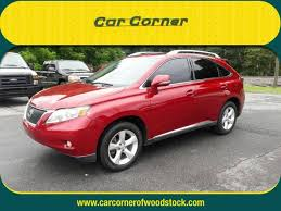 lexus red rx 350 for sale red lexus rx in georgia for sale used cars on buysellsearch