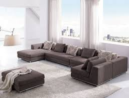 Ottoman For Sale Furniture Charming Cheap Sectional Sofas In Dark Brown On White