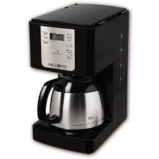 Mr Coffee 8 Cup Thermal Programmable Coffee Maker Reviews