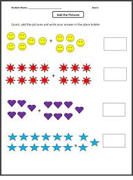 worksheets for kids math fun worksheet x free printable maths