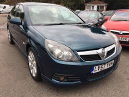 vauxhall vectra 2017 used turquoise vauxhall vectra for sale kent