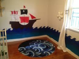 Jake And The Neverland Pirates Curtains Pirate Theme Kids Room Decornotes