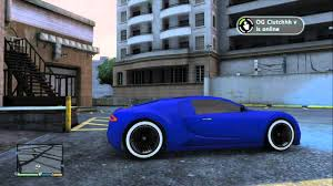 custom bugatti gta v bugatti veyron custom youtube