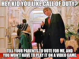 Home Alone Meme - trump home alone meme generator imgflip