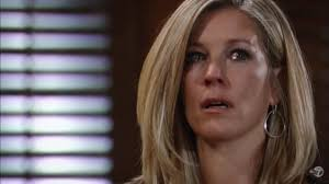 carlys haircut on general hospital show picture carly tells rita general hospital tv fanatic