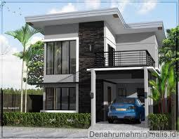 desain foto desain rumah minimalis 2 lantai type 36 36 6 21 21 60 45 90