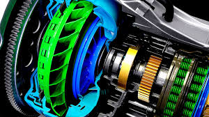 how a automatic transmission works