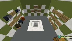 map crafting recipe crafting chamber puzzle map for minecraft file minecraft com