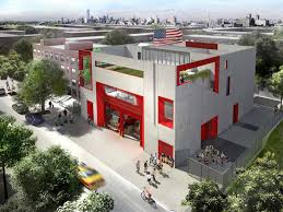 Elite Home Design Brooklyn by Studio Gang Is Designing A Brownsville Fdny Training Center
