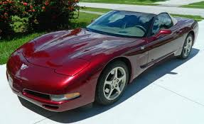 2003 50th anniversary corvette 2003 chevrolet corvette 50th anniversary corvette for sale in port