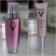 Serum Inez obsessed by review vichy idealia serum eye contour