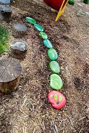Craft Ideas For Garden Decorations - 21 lovely diy decor ideas emphasized by creative pebbles art