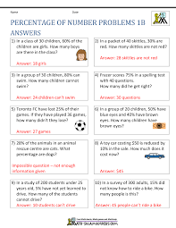 7th grade math word problems worksheets with answers