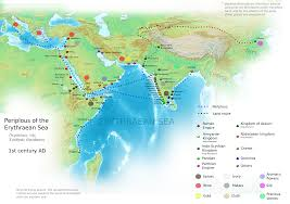 Nazareth College Map Did The Chinese And Romans Know Each Other Romanempirejpg 1000854